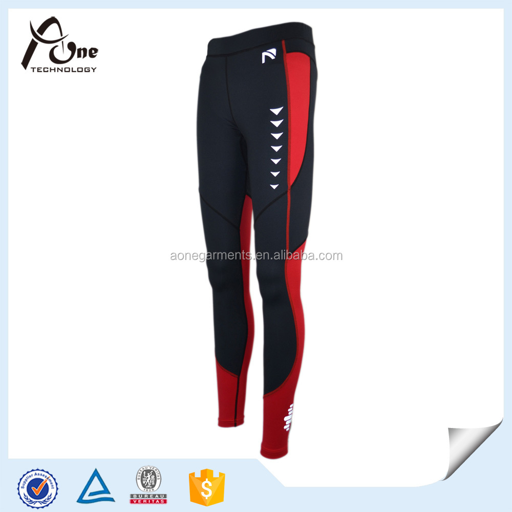 Quick Dry Fitness Clothing Custom Mens Sport Pants
