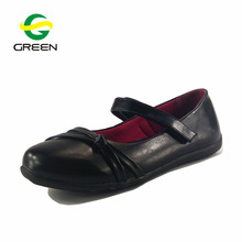 Greenshoe high quality genuine leather chinese mary jane leather girls shoes for student,back to school shoes girls kids