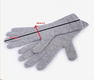 Wholesale Mongolia Touch Warm Gloves Women and Men Cashmere Gloves