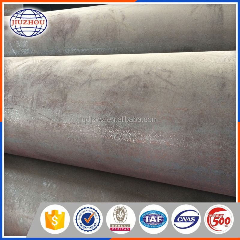 green house use hot dipped galvanized seamless steel pipe