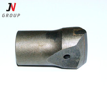 China new hot sale tungsten carbide chisel /buttons drill bit tip tapered chisel bit and rock drill bits