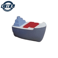 PU foam squeeze stress reliever cargo ship