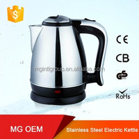 best price electric turkish double tea kettle with teapot tray set
