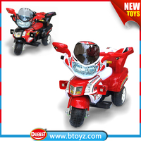 EN71 certificate 3 wheels motorcycle toys for kids ride on