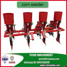 Corn Seeder/Patented 4-Row Corn Planter