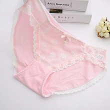 Cute sweet girls lace boyshort panty s/m/l size adult thong sexy girls beauty panties