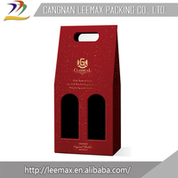 High Quality Cheap Custom Wine Printed Paper Box