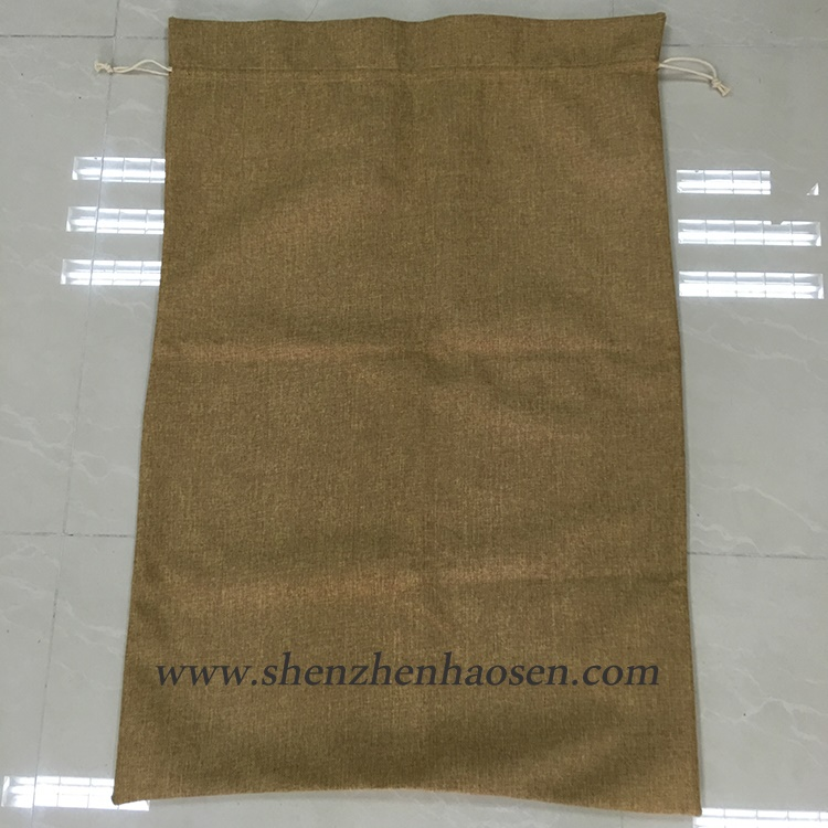 Wholesale Natural Large Jute Hessian Tote Bag