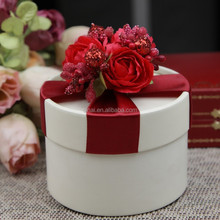Beautiful Popular More Design Candy Personalized Wedding Packing Box