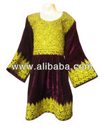 Afghan wedding kuchi dresses