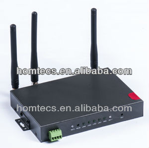 H50series 3G Dual SIM Card Load Balance gsm tracker router