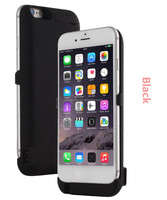 2016 hot selling products For iPhone 6 Battery Charging Power Case white/black/gold/pink