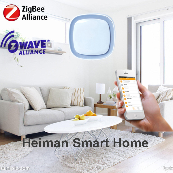 z wave smart home auotomation PIR sensor high sensitive