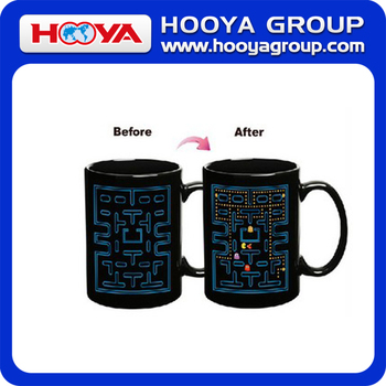 High technology heat temperature that color change cup