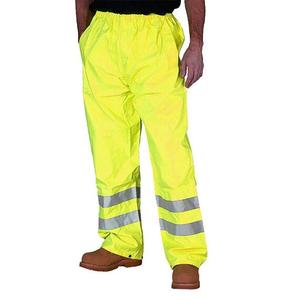 high quality waterproof reflective pants work trousers