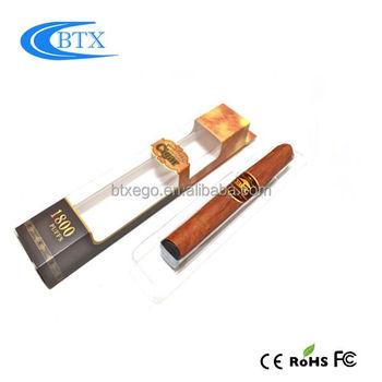 FDA Approved Electronic Cigarette 2017 soft tip disposable e cigar cuban disposable electronic cigar