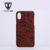 Custom Deerskin Leather Smart Phone Case Real Deerskin Cell Phone Case