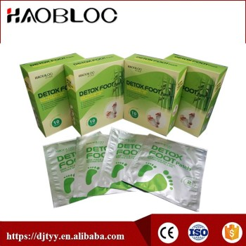Foot Detox Patch Factory-Suitable for Relief Work Pressure