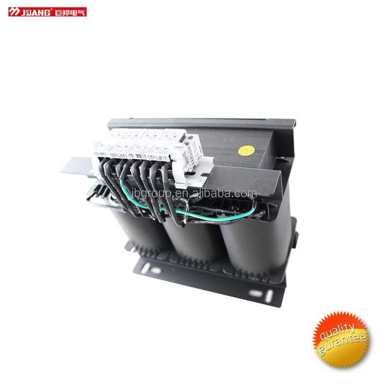 Best process technique CE 440V 220V 3KVA electrical isolation three phase power transformer