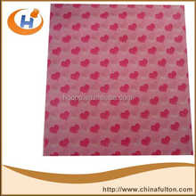 Food grade wax candy wrapper popular paper for printing industry