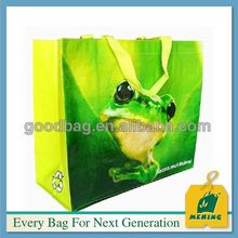 sacchetti biscotti embalagem para doce matt lamination woven pp bag for plastic shopper bag