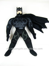 Wholesale - Plush toys Batman doll soft stuffed hero toys for kids