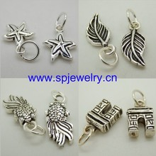 925 sterling silver charms and pendants