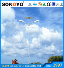 30watt high luminous All-In-One Solar LED Street Light, CREELED source