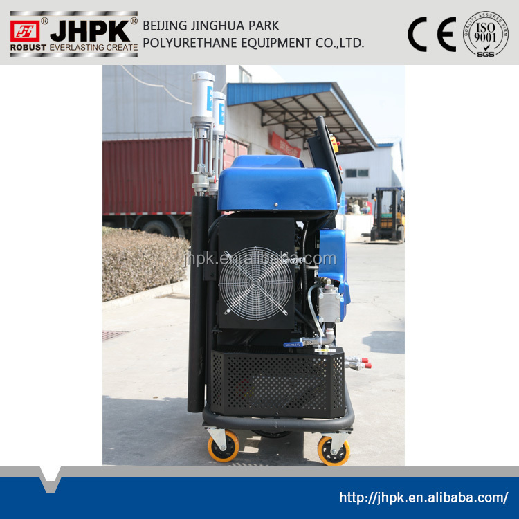hydraulic-driven polyurea spray machine from JHPK-H3500