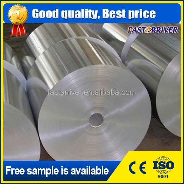 China wholesale finish rolling 3003 aluminum foil for capacitor