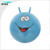 65 cm PVC material inflatable jumping and skipping ball with horns