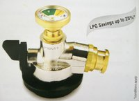 "GAS SAFETY DEVICE FOR LPG YOUR LPG CYLINDER ""KING FUSE"""