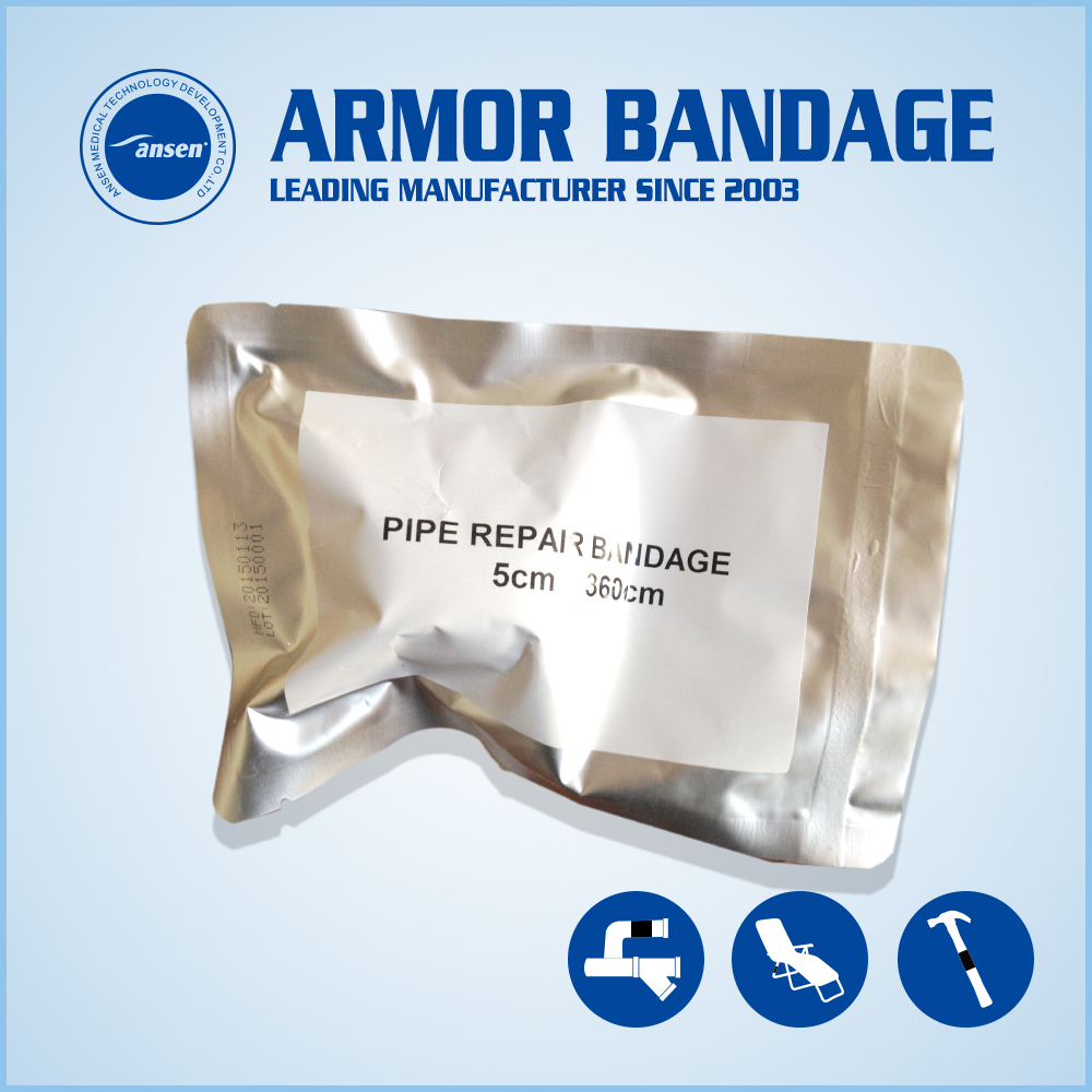 Pipeline Fix Bandage Pipe Repair Bandage Armor Wrap Tape