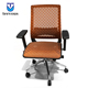 mid back full mesh swivel chair steel frame office chair for tall people