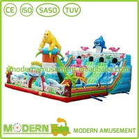 Stylish giant inflatable water slide for adult