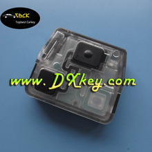 Car keys for for Toyota land cruiser smart key toyota prado remote key 2/3 button remote with 433mhz