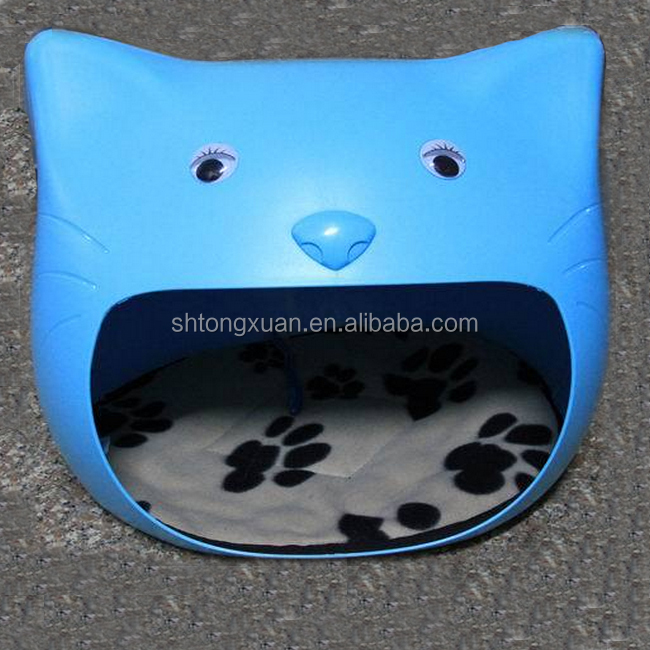 Hot Sale Plastic PET House Beds for Cats and Dogs