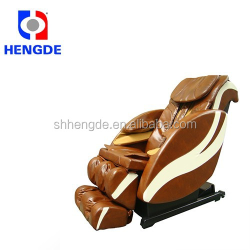 "small recliner sofa/body care zero gravity 3D ""L"" shape massage chair or sofa/full body massage chair or massage sofa"