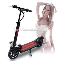 2 wheelerCE 250w folding two wheels electric scooter for kidswith detached seat
