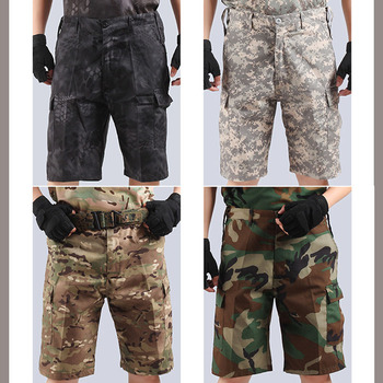 Best price camouflage tactical shorts for man top quality outdoor casual shorts