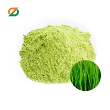 green grass for Delicious beverages organic Barley wheat grass powder