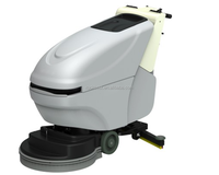 "high quality 20"" electric floor scrubber with CE certificate"