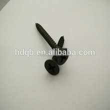 Chinese Supply High Quality Phosphided Drywall Screws With Black