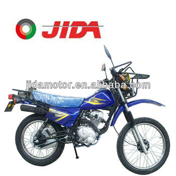 high quality one rear shock absorption JIA LING off road 125cc street motorcycle