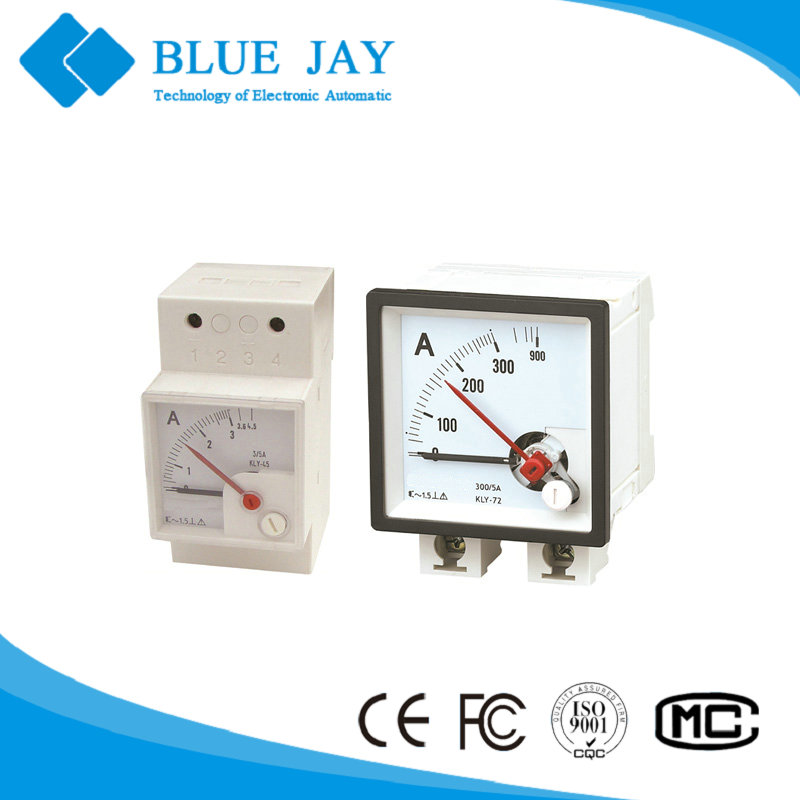 5A Maximum Demand Ammeter With Moving Iron Ammeter Panel Ammeter