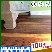 Made in China natural oiled reclaimed wood 3 layers engineered flooring for study
