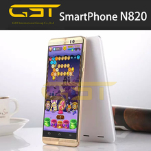 2016 Cheapest 5.0 inch custom android mobile phone cell phone 3g 3d best cheap android mobile phone N820