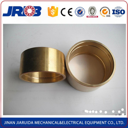 brass bushings for excavator hydraulic linear ball bearing brass female bush sleeve