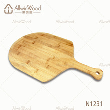 2017 New design Bamboo Pizza paddle board