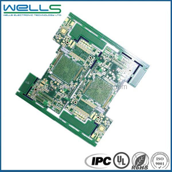 Turnkey PCB assembly and PCBA samsung galaxy s4 pcb
